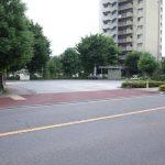 大山団地折返場(立川バス)