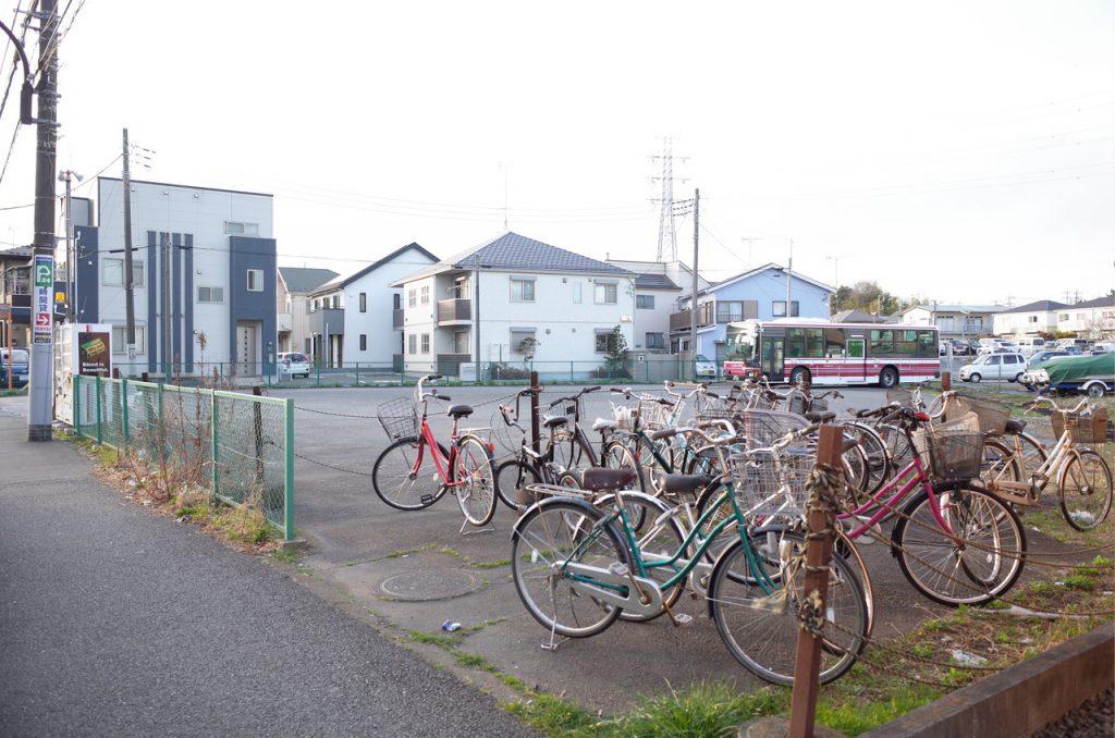 富士見町操車場(立川バス)