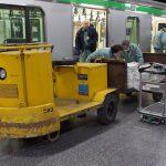 宇都宮線の新聞輸送列車(541M・13:08発宇都宮行)