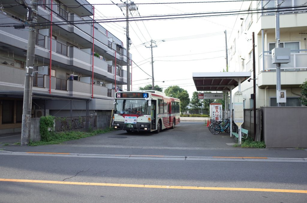田無橋場(関東バス)