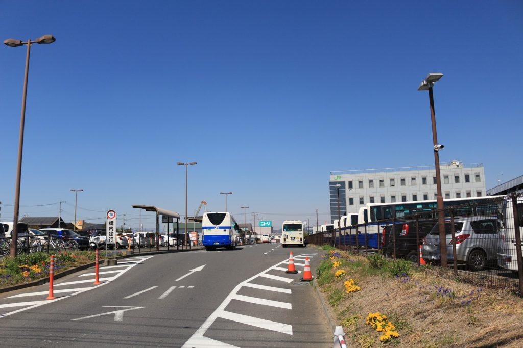 佐野新都市バスターミナル