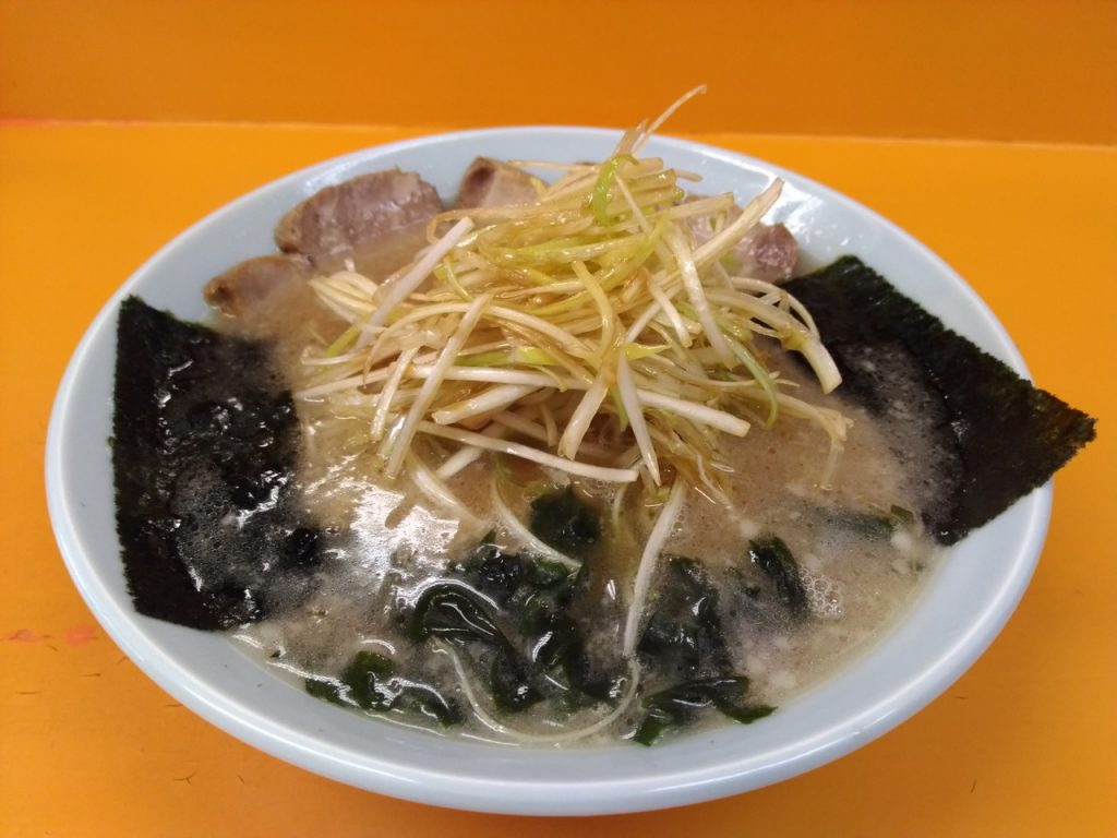 ラーメンショップYAMANAKA(箱根ヶ崎)