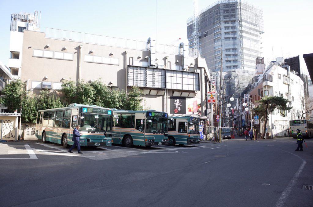 国分寺駅北入口(西武バス)