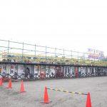 レトロ自販機の聖地 中古タイヤ市場相模原店