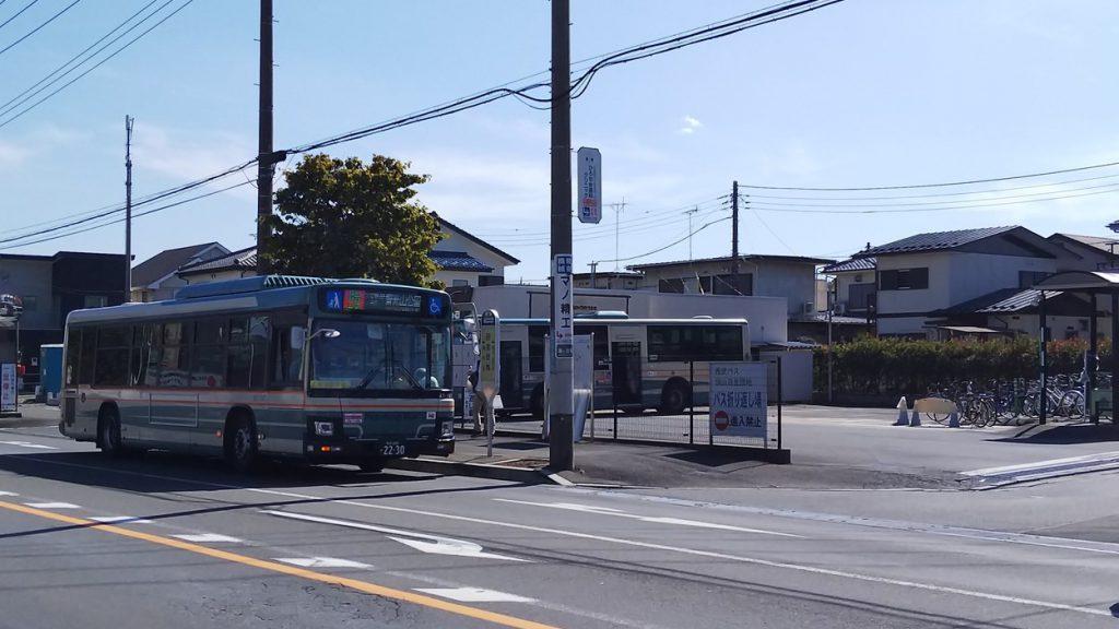 日生団地(西武バス)