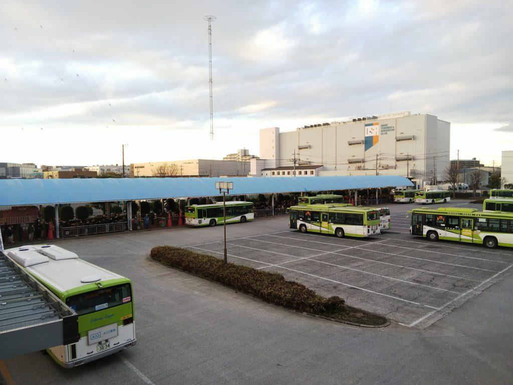 戸田モーターボートレース場(国際興業バス)